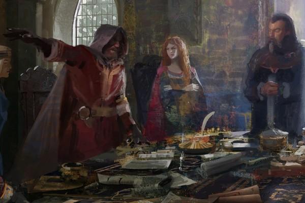 十字军之王3骑士和廷臣游戏攻略