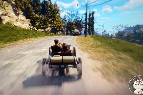 四海兄弟:最终被敞篷跑车怎么获得游戏攻略