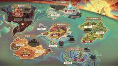 《梦想新大陆》地图汇总一览介绍