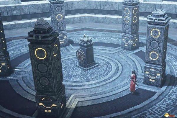 轩辕剑7鬼谷遗迹机关谜题游戏攻略