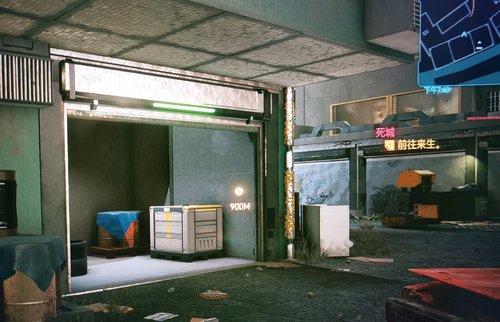 赛博朋克2077传说单分子线位置游戏攻略