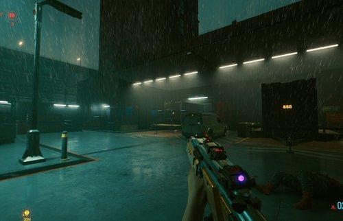 赛博朋克2077荒坂工业园传说武器位置游戏攻略