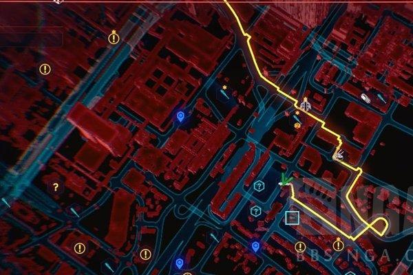 赛博朋克2077传说飞行员眼镜游戏攻略