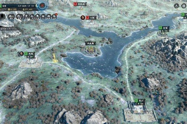 三国群英传8山寨异相怎么触发游戏攻略
