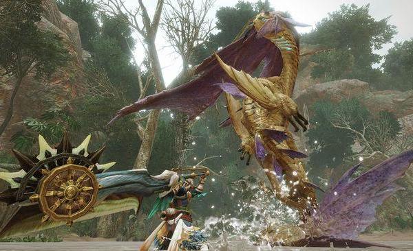 怪物猎人Rise  小居合斩操作方法游戏攻略
