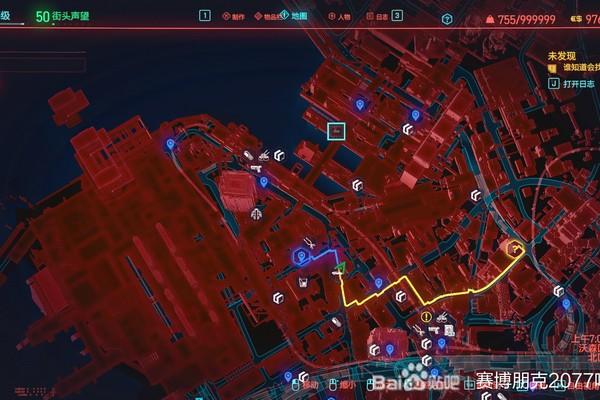 赛博朋克2077金古寺联名轻机枪获取位置游戏攻略