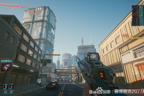 赛博朋克2077金古寺联名轻机枪在哪里游戏攻略