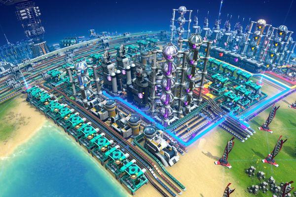 戴森球计划串联式蓝紫糖量化黑盒怎么布局游戏攻略