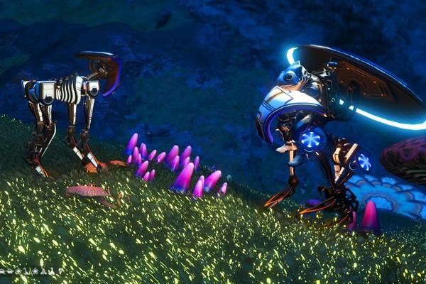 无人深空机械宠物游戏攻略
