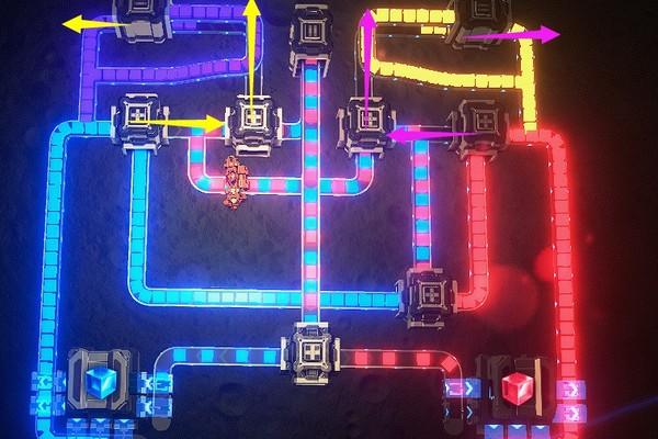 戴森球计划无耗电强制分摊生产线布局指南游戏攻略