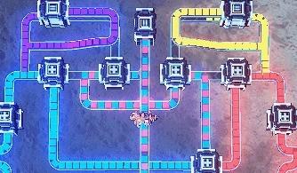 戴森球计划无耗电强制分摊生产线怎么布局游戏攻略