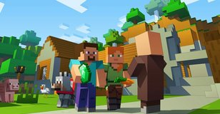 我的世界(Minecraft)国际服 我的世界游戏下载
