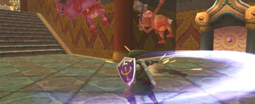 塞尔达传说御天之剑好玩吗