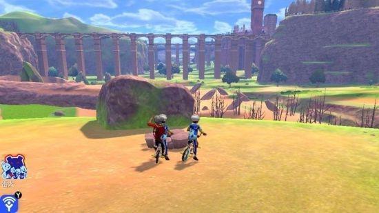 宝可梦剑盾  旷野地带怎么刷紫色光柱游戏攻略