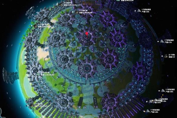 戴森球计划极地完全体极地超级工厂布局指南游戏攻略