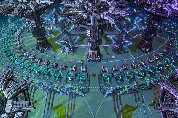 戴森球计划极地完全体极地超级工厂怎么布局游戏攻略