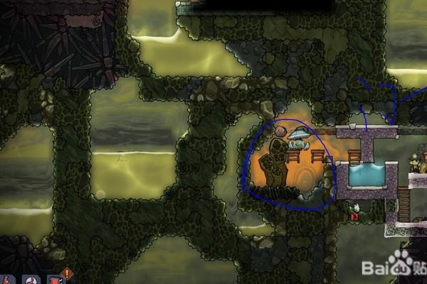 缺氧多喷泉地图种子是多少游戏攻略