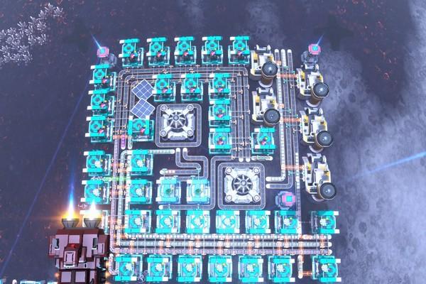 戴森球计划600/m太阳帆量化黑盒布局方式游戏攻略