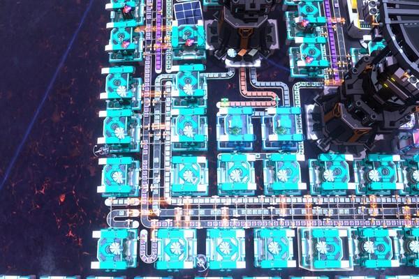 戴森球计划600/m太阳帆量化黑盒布局技巧游戏攻略