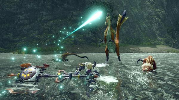 怪物猎人崛起  怎么爬高墙,翔虫怎么用游戏攻略