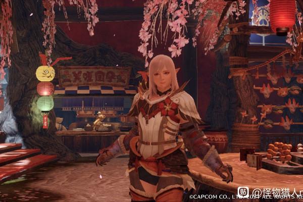 怪物猎人崛起女角色怎么捏脸游戏攻略