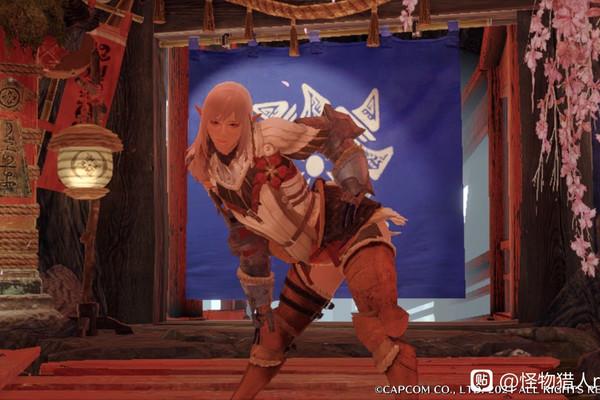 怪物猎人崛起女角色捏脸分享游戏攻略