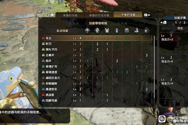怪物猎人崛起控制轻弩配装指南游戏攻略