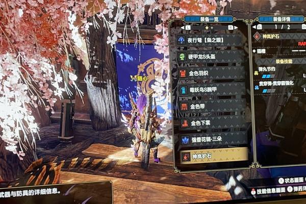 怪物猎人崛起贯通速射轻弩配装攻略游戏攻略