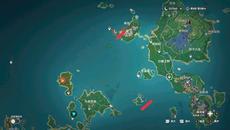 原神新版本钓鱼点,钓鱼位置、鱼类、饵料全汇总